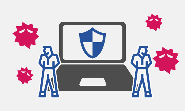 より強力なソフトで徹底的にウイルスを防ぎたい方