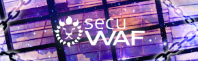 クラウド型WAF「secuWAF」
